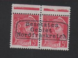 Lot 006, Timbre De Guerre N° 406, 5 C Mercure Dunkerque Coudekerque Gomme Sans Charnière, Surcharge De Complaisance - 1938-42 Mercure