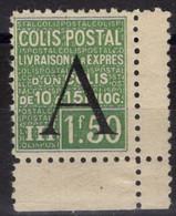 COLIS POSTAUX N° 86 Neuf* Avec Charnière Légère. Bas Prix à Saisir. - Neufs