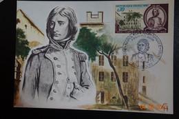 Carte Maxi Napoleon Bonaparte - Napoleón