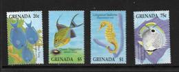 GRENADE 1994 POISSONS YVERT N°2451/54 NEUF MNH** - Vissen