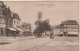 De Panne - La Panne - Grand'Place - Uitg. Henri Georges, Brussel Nr 8 - De Panne