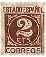 Ref. 209254 * MNH * - SPAIN. 1937. VALUES, THE CID AND ISABEL II . CIFRAS, CID E ISABEL II - 1931-50 Neufs