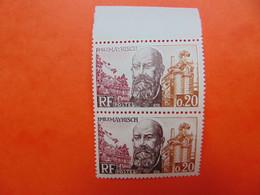 N° 1385** E. Mayrisch  T à N  Signé Scheller - Variétés: 1960-69 Neufs