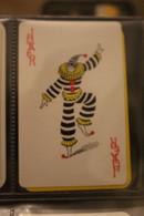 Joker - Playcards / Carte A Jouer / 1 Dos De Cartes Avec Publicité / Joker - The World Joker .- - Other
