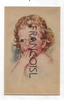 Bébé Blond Surprit. Coloprint 7529 - Contemporanea (a Partire Dal 1950)