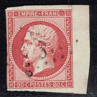 A6D- N°17 Sans Pli Ni Aminci - 1853-1860 Napoleone III