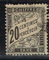 A6D- N°17 Sans Défaut Cote 170 Euros - 1859-1955 Usati