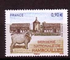 2010-N°4444** BERGERIE DE RAMBOUILLET - Neufs