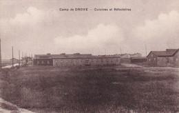 DE-NW: DROVE: Camp De Drove - Cuisines Et Réfectoires. - Unterkunft Der Französischen Truppen In Den Zwanziger Jahren - Barracks