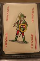 Joker - Playcards / Carte A Jouer / 1 Dos De Cartes Avec Publicité / Joker - The World Joker - .- - Other