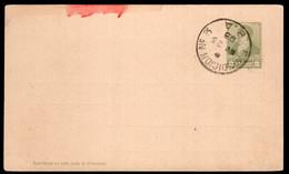 Argentina - 1893 - Carta Postal - Bernardino Rivadavia - 2 Ctv - A1RR2 - Briefe U. Dokumente