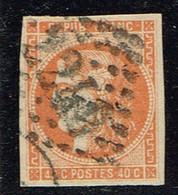A9D-N°48 Orange  Sans Défaut - 1870 Emissione Di Bordeaux