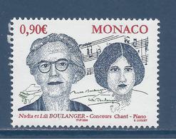 ⭐ Monaco - YT N° 2507 - Neuf Sans Charnière - 2005 ⭐ - Unused Stamps