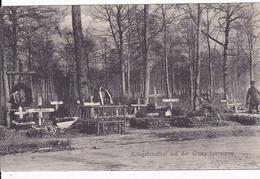 (54) - Côtes Lorraines Friedhof  Carte  Allemande 1° Guerre - Autres Communes