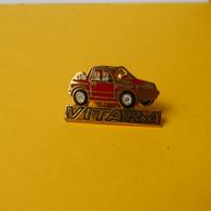 Pin's VITARA Automobiles Rouge - Sachet 8 - Non Classificati