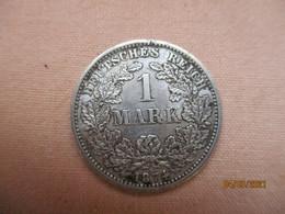 Germany 1 Mark 1874 F - 1 Mark