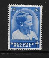 BELGIQUE ( BELG - 224 )  1936  N° YVERT ET TELLIER  N° 444  N** - Neufs