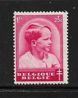 BELGIQUE ( BELG - 225 )  1936  N° YVERT ET TELLIER  N° 443  N** - Neufs