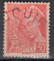 France 1938/42 - Mi.381 - Used - Oblitéré - 1938-42 Mercure