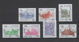 (S2197) CAMBODIA, 1999 (Definitives: Temples And Sculptures). Complete Set. Mi ## 1958-1964. Used - Camboya
