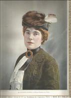 Old Newspaper Theater Teatro 1908 Théatre N°220 Demiramont DESPRES Sherlock Holmes BERTON THOMASSIN Geffroy - Autori Francesi