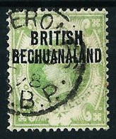 Bechuanaland (Británica) Nº 35 (año 1892) Usado - 1885-1895 Kronenkolonie