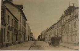 91 MONTGERON—LA GRANDE RUE - Montgeron