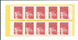 Carnet 3085 A C1 Neuf  Marianne De Luquet - Standaardgebruik