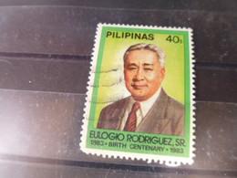 PHILIPPINES  YVERT N°1302 E - Filippine