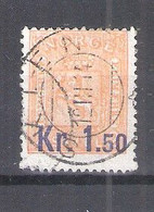 Norvège - Yv.61 - Obl/gest/used - Used Stamps