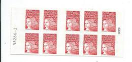 Carnet 3085 C6 Neuf  Marianne De Luquet - Standaardgebruik