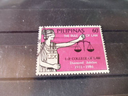 PHILIPPINES  YVERT N°1483 - Filippine