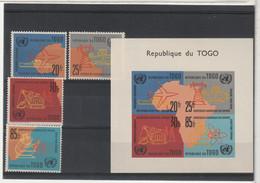 TOGO - Lot Neuf - Togo (1960-...)