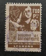 Espagne - Spain - Espana - Vignette 1 Ptas - Logrono - TB - Ohne Zuordnung