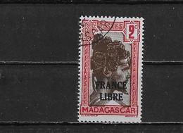 Madagascar Yv. 242 O. - Oblitérés