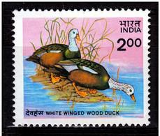 INDIA 1985 Mi.No. 1021 Indien Birds Oiseaux White-winged Duck 1v MNH** 11,00 € - Neufs