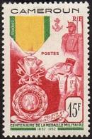 Détail De La Série - Médaille Militaire - Cameroun N° 296 * - 1952 Centenaire De La Médaille Militaire