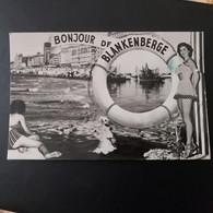 BLANKENBERGE  Un Bonjour - Blankenberge