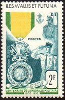 Détail De La Série - Médaille Militaire - Wallis Et Futuna N° 156 * - 1952 Centenaire De La Médaille Militaire