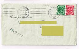 1954 - Munchen - Germania - Storia Postale - Lettres & Documents