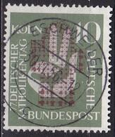 BRD 1956,  239, Used Oo,  Deutscher Katholikentag, Köln. - Usados