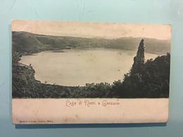 Lago Di Nemi E Genzano - Other Cities
