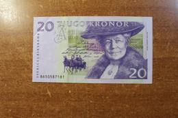 Sweden 20 CZK RK - Schweden