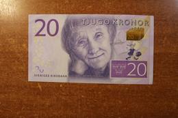 Sweden 20 CZK UNC RK - Schweden