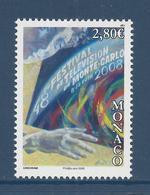 ⭐ Monaco - YT N° 2636 - Neuf Sans Charnière - 2008 ⭐ - Nuevos