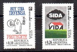 Argentina Serie Nº Yvert 1811/12 ** - Neufs