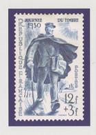 Entier Postal CP MonTimbraMoi -  Journée Du Timbre 1950 - Tarif International - Timbre N° 1838 - Listos A Ser Enviados: Otros (1995-...)
