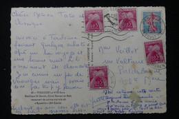 FRANCE - Taxes De Port Des Barques Sur Carte Postale En 1961 - L 90469 - Lettres Taxées