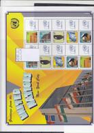 UNO New York Michel Cat.No. Mnh/**  Sheet 1154/1158 - Blocs-feuillets