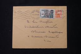 FRANCE - Affranchissement Avec Timbre Taxe Sur Enveloppe De Nice En 1959 Pour Nice - L 90475 - Lettres Taxées